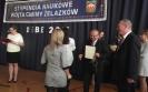 Powiatowe Spotkanie z Kulturą oraz Stypendia Wójta Gminy Żelazków 25.09.2015r.