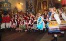 Inscenizacja wigilijna w wykonaniu dzieci z moszczanki, w kościele parafialnym w tykadłowie