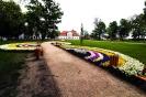 Park w Żelazkowie po renowacji